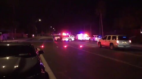 3 Phoenix Police officers injured in shooting incident