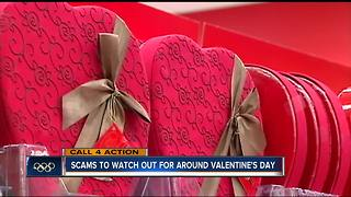 Scams to watch for this Valentine's Day - Video