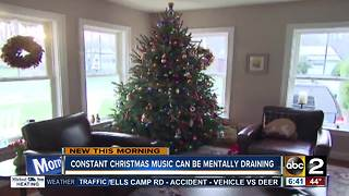 Too much Christmas music could be bad for your health - Video