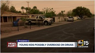 Parents arrested for doing drugs with kids in car
