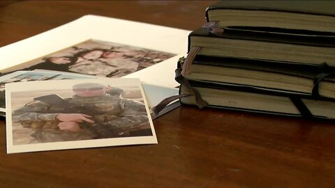 Loveland former sergeant wrote 5 journals while deployed in Iraq and a thief stole his final one
