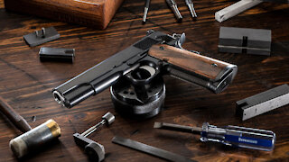 First Look at the Alchemy Custom Weaponry Prime 1911 #915