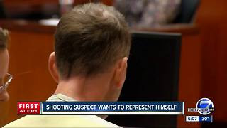 Judge orders accused Thornton Walmart shooter Scott Ostrem to undergo competency evaluation - Video