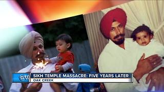 Sikh Temple Massacre: 5 years later - Video