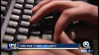 Cyber Monday shopping security - Video