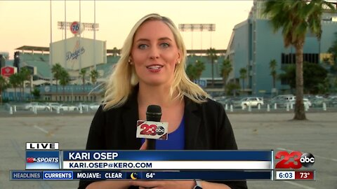 Kari live hit during Game 6 of the World Series_6 PM