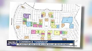 New $100 million retail center planned for metro Detroit - Video