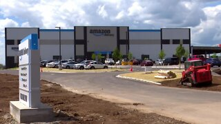 New Amazon distribution center in Northeast Wisconsin