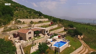 Rent This Crazy-Affordable Secluded Villa In Croatia - Video