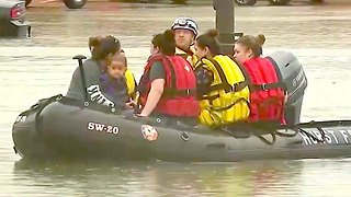 Ways to Help Tropical Storm Harvey Victims - Video