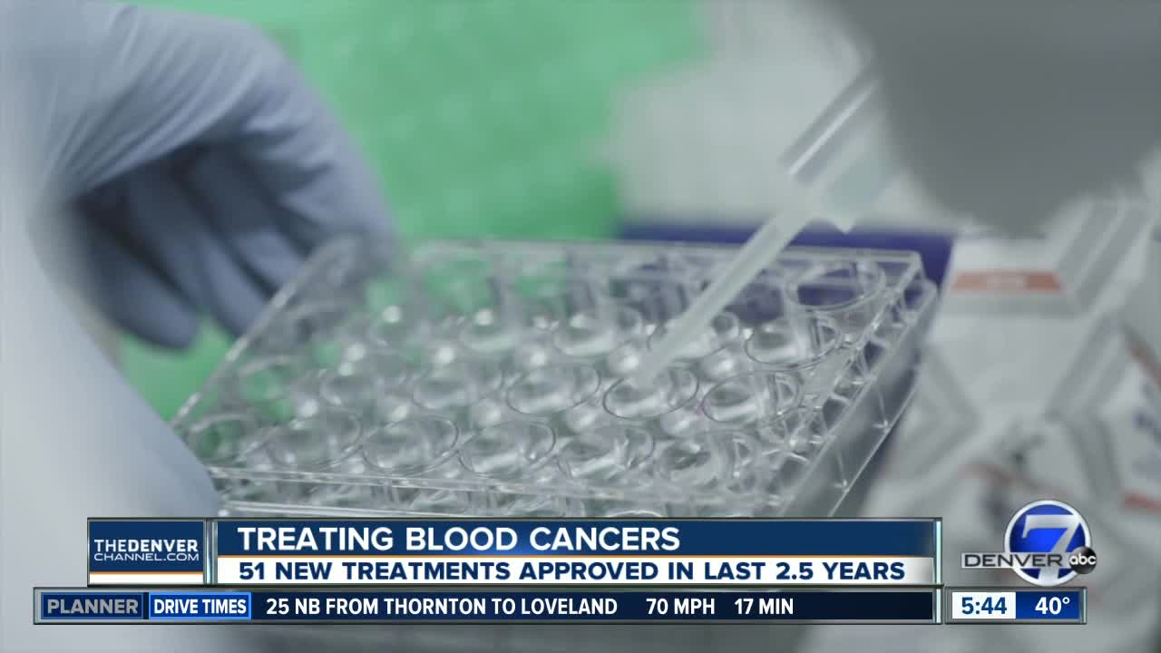 FDA has approved 51 new treatments for blood cancers in last 2.5 years