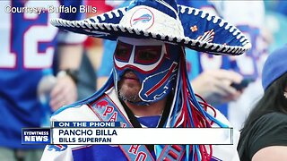 Bills fans rally around Pancho