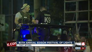 80th Annual Edison Festival of Lights