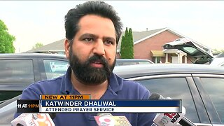 Sikh temple leader: Shooting victims were 'beautiful family'