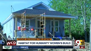 Habitat for Humanity helps local mom get new home - Video
