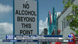 Should common consumption be allowed for alcohol in Denver?