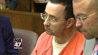 Judge sets Dec. 4 trial date for Nassar on molestation charges - Video