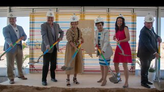 Google breaks ground in Henderson