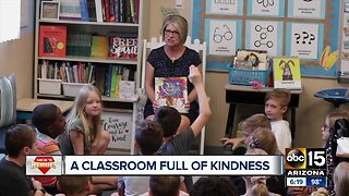 Nick's Heroes: Teacher helps students find the good in everyone