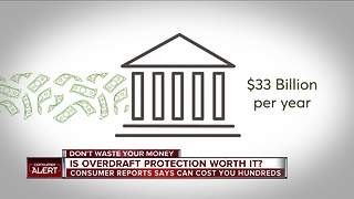 Is bank overdraft protection worth it? - Video