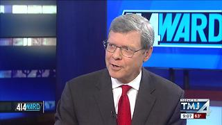"414ward: Charlie Sykes discusses new book ""How the Right Lost Its Mind"