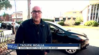 Canada man gets $149 ticket for singing 'Everybody Dance Now' song while driving in Quebec - Video