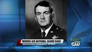 162nd Wing: Soon-to-be named Morris Air National Guard Base - Video