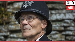 Meet Britain's longest serving police officer
