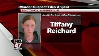 Woman charged in local murder appeals to Michigan Supreme Court - Video