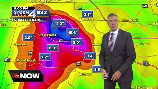 Geeking Out: Record 24 hour rainfall
