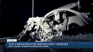 Wrong-way driving crashes are up in Oklahoma
