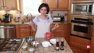 Microwave eggs with Elissa the Mom | Rare Life - Video