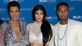 Kris Jenner SECRETLY Behind Kylie & Tyga's Paternity Test Drama to Get Rid of Travis Scott!!? - Video