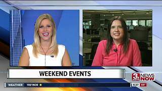 Emily Szink and Kate Malott talk weekend events - Video