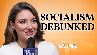 Cancel Culture Is Leninist & Maoist—Morgan Zegers | CPAC 2021 | American Thought Leaders