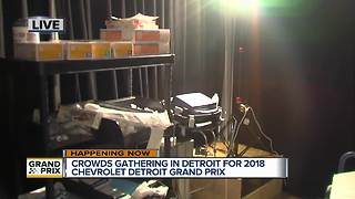 Chevy Detroit Grand Prix - Video