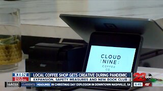 Cloud Nine Coffee Co. getting creative during the pandemic