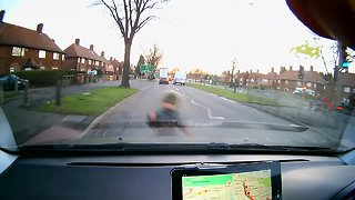 UK boy cheats death TWICE after being hit by learner driver into path of onrushing car - Video