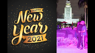 2021 New Year's Eve Events Downtown Los Angeles