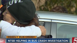 Neighbors Recall Moments of Deadly School Bus Crash - Video