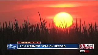 2016 record heat - Video