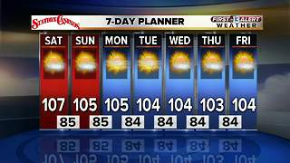 Las Vegas Weather 13 First Alert Forecast for August 11 - Video