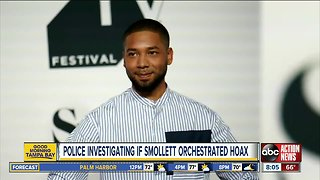 Chicago police: Jussie Smollett assault case has 'shifted'