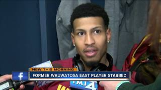 Former Wauwatosa East basketball player stabbed in Romania