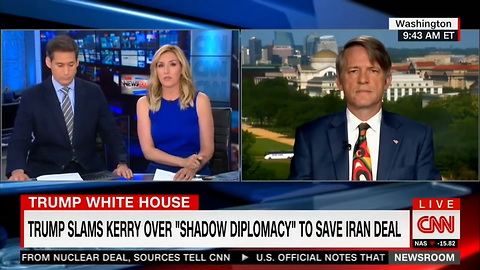 Former Obama Official Claims Iran More 'Credibility' International Law Than Whit