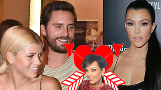 Kris Jenner MASTERMIND Behind Kourtney, Sofia & Scott Love Triangle? - Video