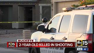 Buckeye police say child shot, killed in Friday incident - Video