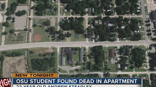 Police: OSU student found dead in apartment - Video