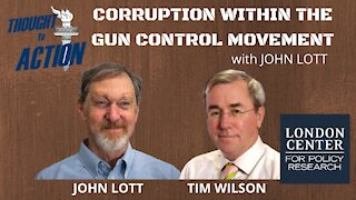 Exposing Corruption Within the Gun Control Movement