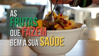 As Frutas Que Turbinam a Sua Saúde - Video